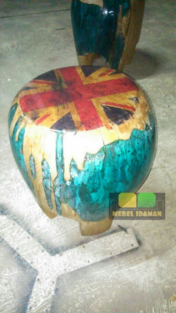 Stool Resin UK