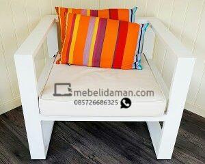 Kursi Teras Sofa Tamu Minimalis Unik