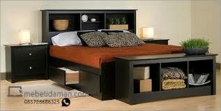 Dipan Tempat Tidur Minimalis Multifungsi