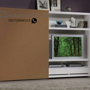TV Cabinet Lemari Hias Sleeding