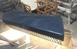 Sofa Panjang Kulit Asli