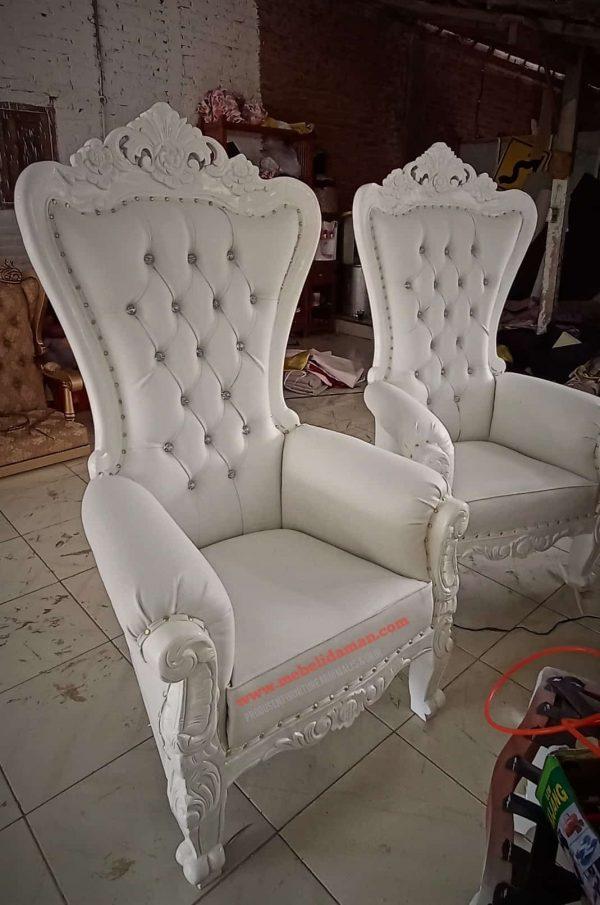Sofa pelaminan Ukir