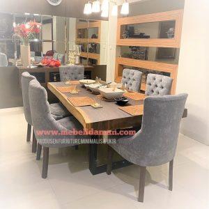 kursi meja makan