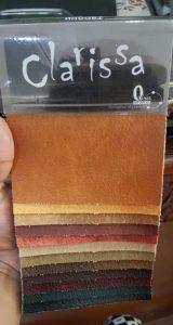 sample kain oscar clarissa