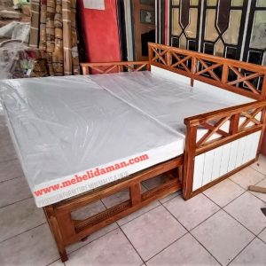 Sofa Bed Minimalis Multifungsi